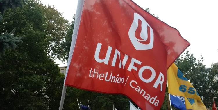 Unifor Splits From CLC