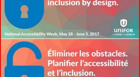 Disability Awareness Week, May 28-June 3