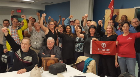 Tentative Bargaining Agreement Reached
